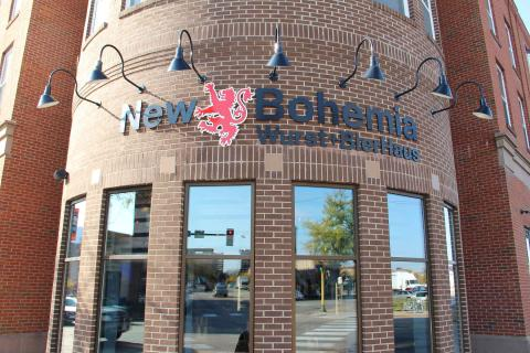 New Bohemia Northeast Minneapolis